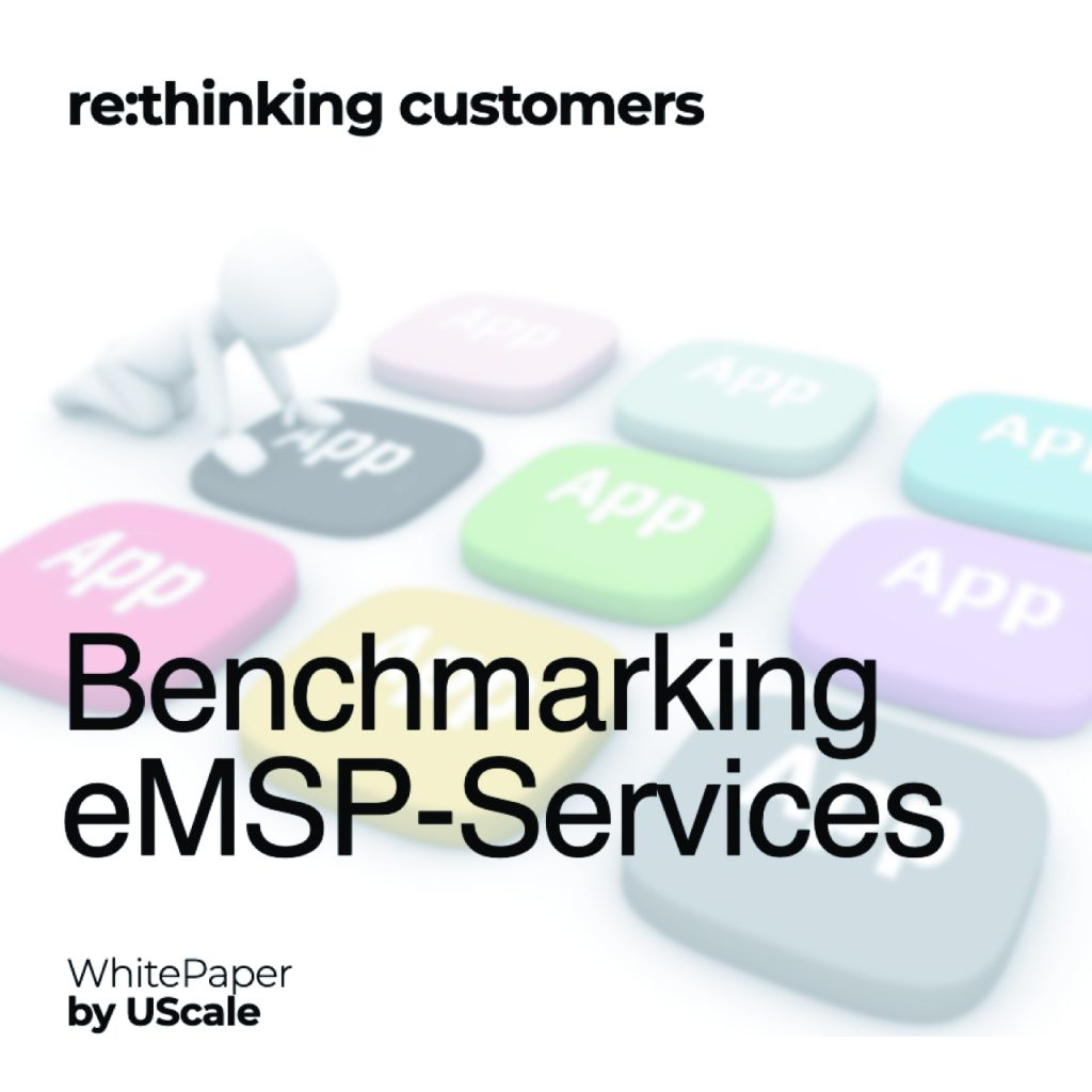White paper on eMSP benchmarking eMobility