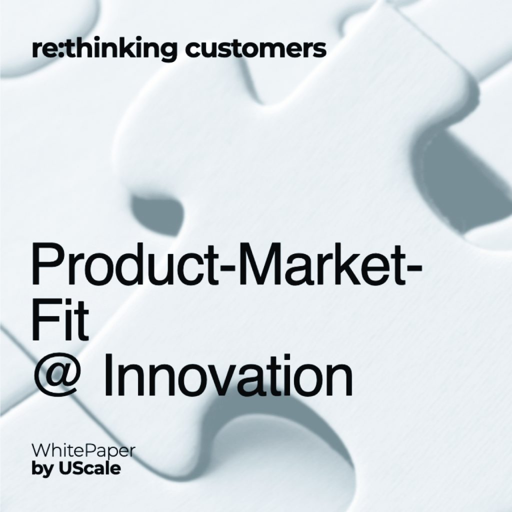WhitePaper Product-Market-Fit zu innovativen Produkten und Services