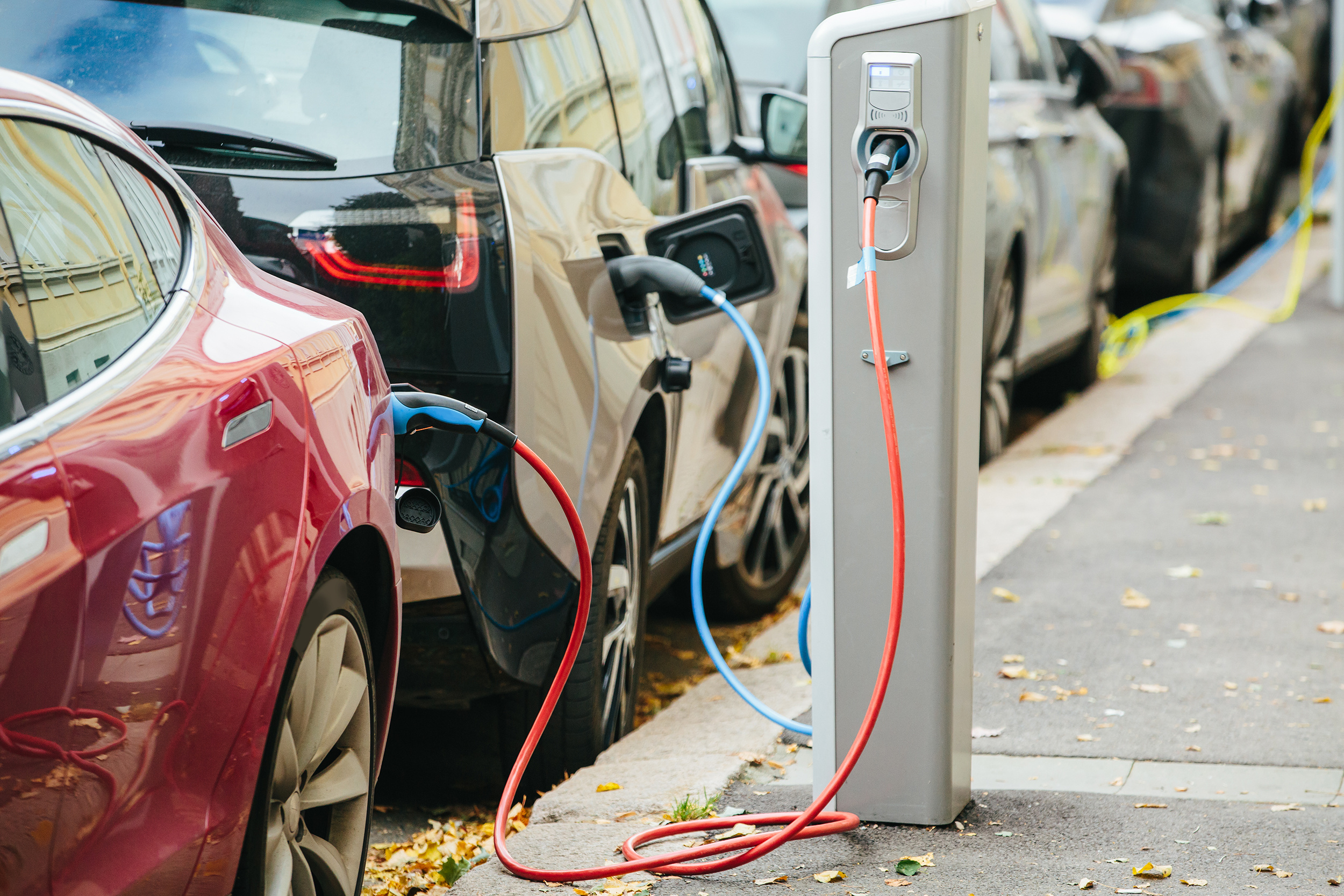 public charging infrastructure